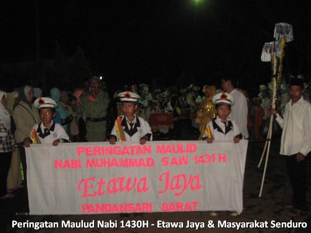etawa-jaya-dan-masyarakat-senduro-peringati-maulud-nabi-2010