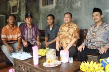 Kunjungan Bupati Lumajang 21 Oktober 2010 (Bagian 2)